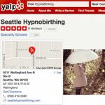 SeattleHypnoBirthing Yelp